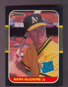 Mark McGwire and heshers from the past.