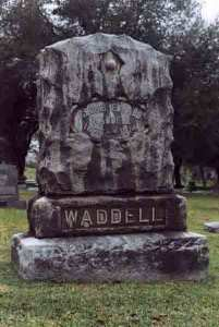 Waddell.Rube.Grave1