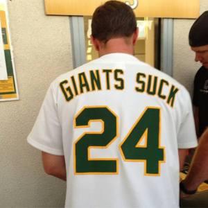 giants suck