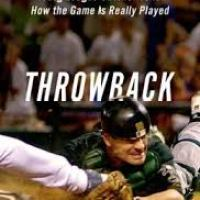 "Jason Kendall and his new book, ""Throwback."""