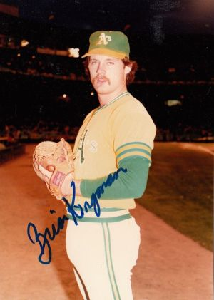 Brian Kingman Oakland Athletics