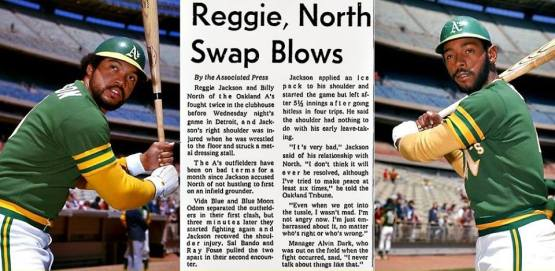 reggie north swap blows