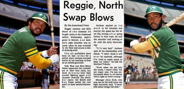 reggie north swap blows