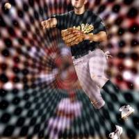 The slider was a psychedelic nightmare for Bobby Crosby.