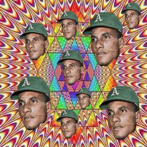 campy psychedelic